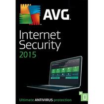 Avg Internet Security 2015 3 Años - 3 Pcs 100%original