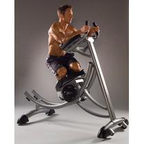 Ab Crunch Pro 1000 Coaster Maquina Abdominal Gym Gimnasio