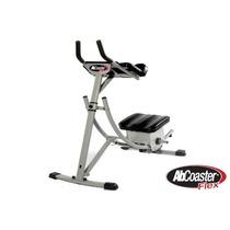 Ab Coaster Flex El Modelo De 2014, Ajustable, Y Plegable.