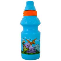 Botella De Agua - Dinosaurus Plástico Cartoon Deportes