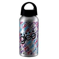 Botella De Agua - Glee Aluminio Clip Mosquetón Para Niños