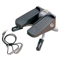 Mini Escaladora Eliptica Con Ligas Y Contador Digital. Vv4