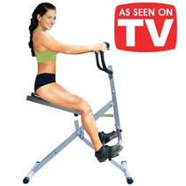 Slim Crunch Ejercicio Body Total Ab Domen Como Lo Vio En Tv