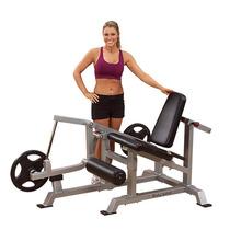 Gym Tipo Hammer Strength Extensión De Pierna Leg Extension