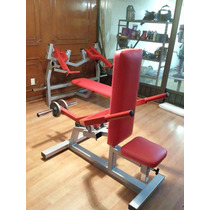 Banco De Fondos Articulado Tricep Fb Fitness Big Gym