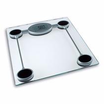 Bascula De Cristal Templado Digital Presicion Dieta 180 Kg