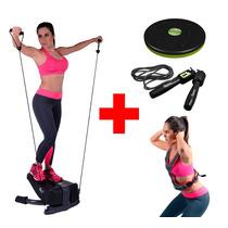 Paquete Escaladora Ligas Chaleco Peso Cuerda Twister Fitness