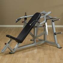Gym Tipo Hammer Bench Press Inclinado Pecho Convergente