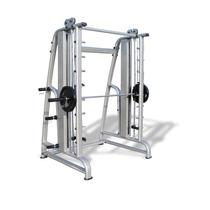 Gym Smith Machine Con Contrapeso Uso Rudo Al 100%