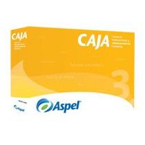 Aspel Caja 3.5 Con Cfdi, Timbres Y Envio.