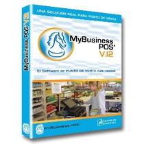 Mybusiness Pos 2012 Original + 50 Timbres + Tae Y Servicios
