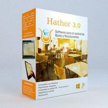 Hathor, Sistema Para Restaurantes, Cafeterías, Bares, Antros
