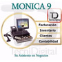Monica 9.0. Programa Contable Y Administrativo - Facturacion
