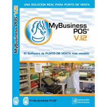 My Business Pos 2012,original, Cfdi.instalacion Gratis