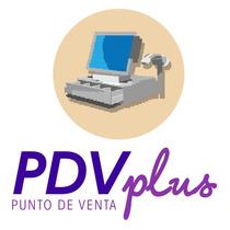 Pdvplus 1(una) Licencia Definitiva Software Punto De Venta