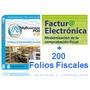 Facturacion Electrónica Con My Business Pos V2012+200 Folios