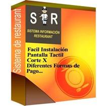 Sistema Para Restaurante, Bar, Pizzas, Comida Rapida