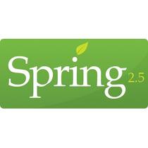 Programación Spring Framework
