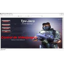 Programa Para Control De Renta De Videojuegos