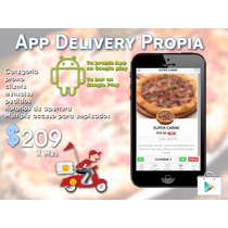 Delivery App Android Empanada Pizza Bar Heladeria Pizzeria