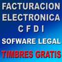 Facturacion Electronica Cfdi Con Timbrado Genera Pdf Y Xml