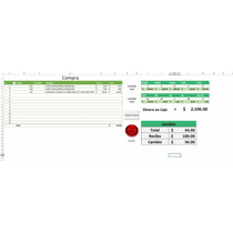 Programa Punto De Venta Codigo Barras Excel, Facil, Rapido