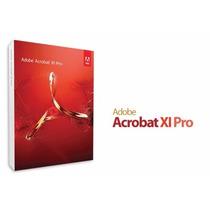 Adobe Acrobat Xi Pro 2015 11.0.0.10 ((1pc))