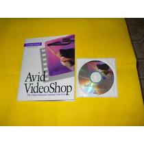 Manual Avid Videoshop 3.0