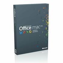 Microsoft Oficce:mac 2011(hogar Y Pequeña Empresa)