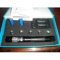 Apuntador Laser Azul 10000mw Quema Papel Globos Cigarros Etc