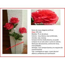 Rosas Artificiales Maa
