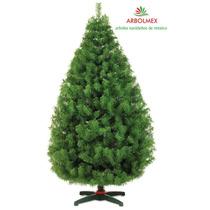 Árbol Navideño Balsam Verde De 160 Cm De Altura