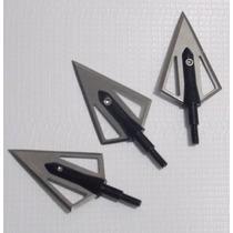 Puntas De Caceria Tipo Triangulo Paquete De 3 Mmu