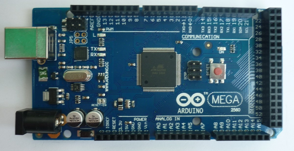 AVR-Projects: Running PYTHON pymite-09 on an Arduino