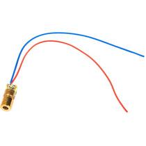 Diodo Láser Rojo 650nm 6mm 3v 5mw Módulo Cobre Arduino Pic
