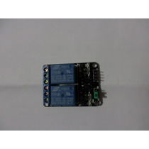 Modulo Rele Relay Relevador 2 Canales 5v Arduino Raspberry P