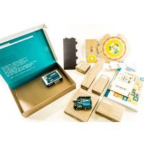 Kit De Inicio Arduino Starter Con Libre De Proyectos 200 Pie