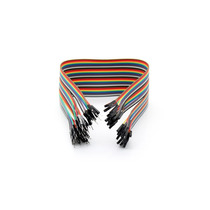 Cable Dupont Hembra-macho Para Arduino, Avr, Pic, Picaxe.