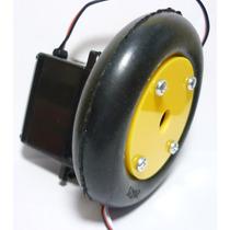 Par De Llantas Para Servo Caucho Robot Sumo Arduino Pic Avr