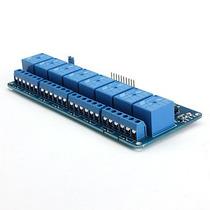 Modulo Relay Relevador 8 Canales, Arduino, Pic, Mcu