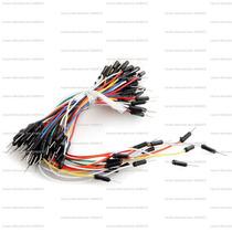 Set De 65 Cables Dupont Para Arduino, Protoboard, Raspberry.
