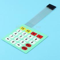 Arduino: Teclado Matricial De Membrana De 4x5, 20 Teclas