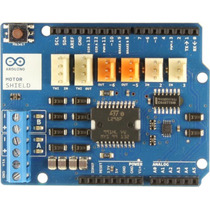 Arduino Motor Shield - Atmel Robotica Motor Dc Motor Pasos