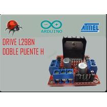 Driver L298n, Arduino, Puente H