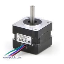 Motor A Pasos Bipolar, 200 Pasos/rev, 35x28mm, 10v, 500ma