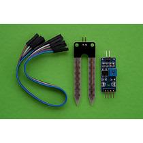 Sensor De Humedad En El Suelo Para Arduino, Raspberry Pi