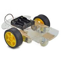 Chasis Robot, Siguelineas Arduino, Refactronika