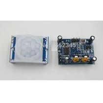 Sensor Movimiento Arduino Pic Sr501 Hc-sr501