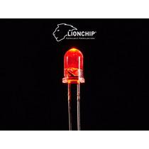 100 Leds Rojo Ultrabrillantes 5mm Led Diodo
