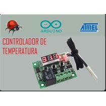 Controlador De Temperatura, Arduino